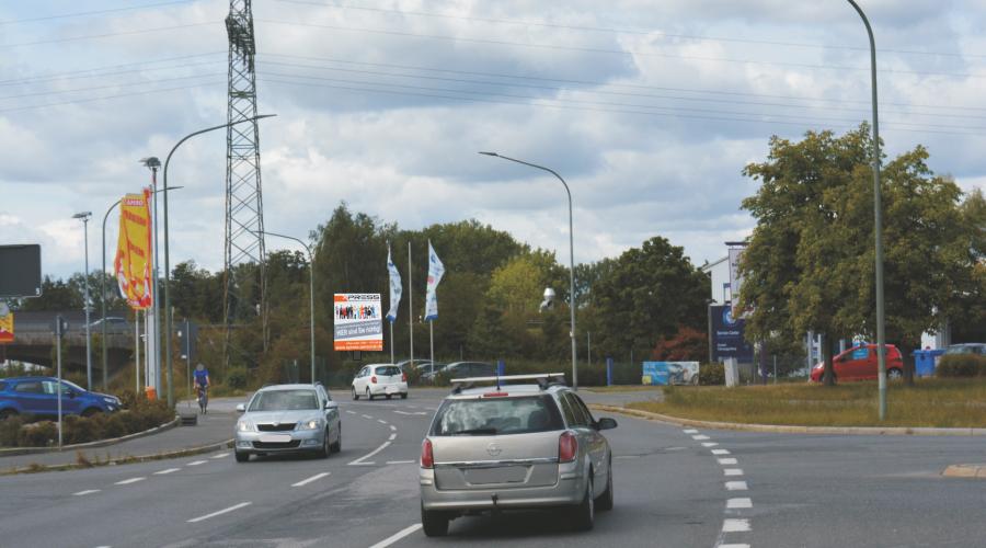 Vohenstraußer Straße